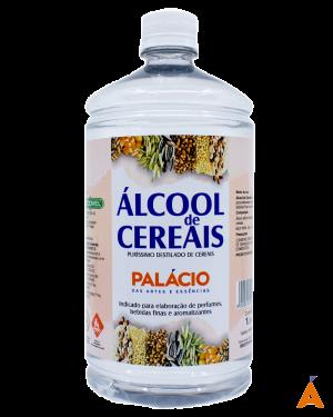Álcool de Cereais - 1 Litro