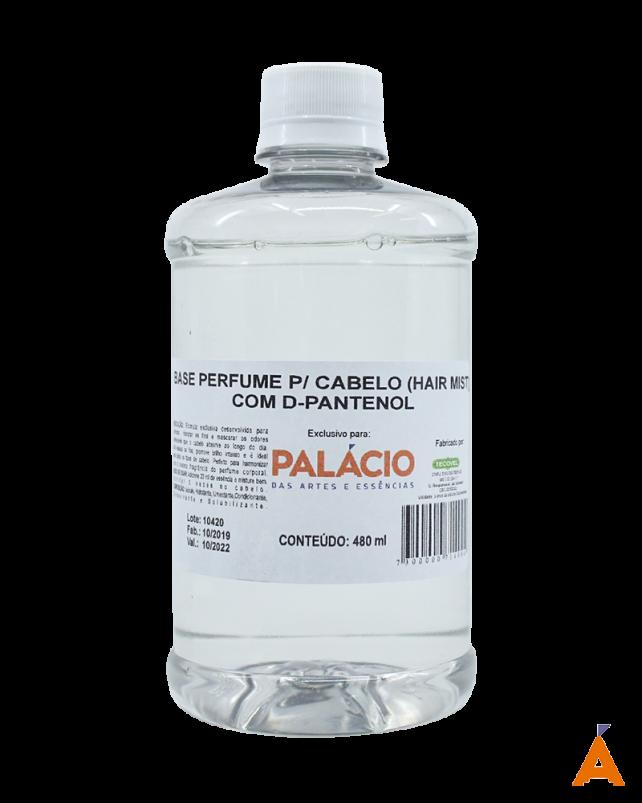 Base Perfume para Cabelo - 480 ml