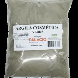 Argila Cosmética Verde - 1 Kg