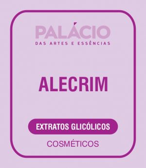 Extrato Glicólico Alecrim