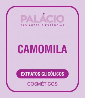 Extrato Glicólico Camomila