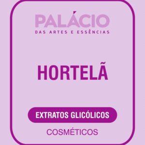 Extrato Glicólico Hortelã
