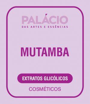 Extrato Glicólico Mutamba