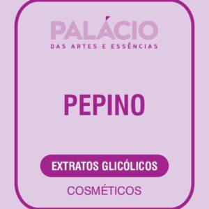Extrato Glicólico Pepino