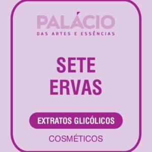 Extrato Glicólico 7 Ervas
