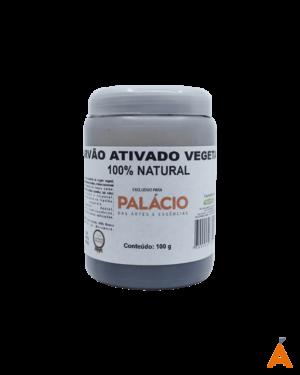 Carvão Ativado Vegetal - 100 g
