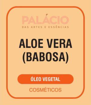 Óleo Aloe Vera (Babosa)