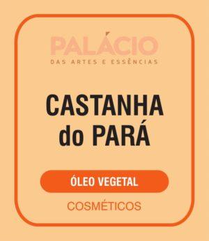 Óleo Castanha do Pará