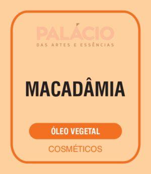 Óleo Macadâmia