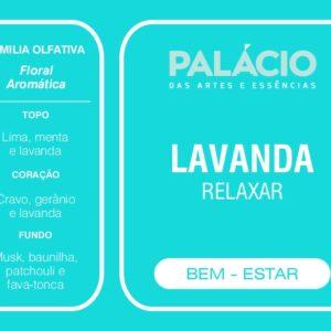 Lavanda - Relaxar