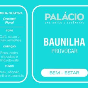 Baunilha - Provocar